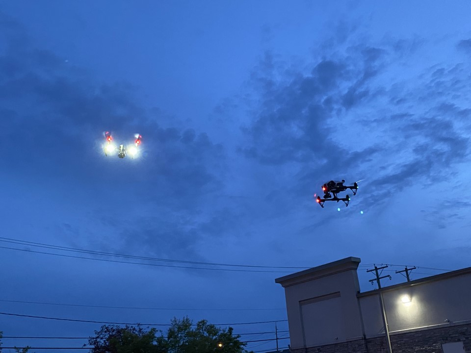 Drones For Our Flat, Commercial Roof Inspections
